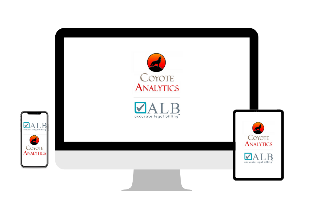 Accurate legal billing software from Coyote Analytics
